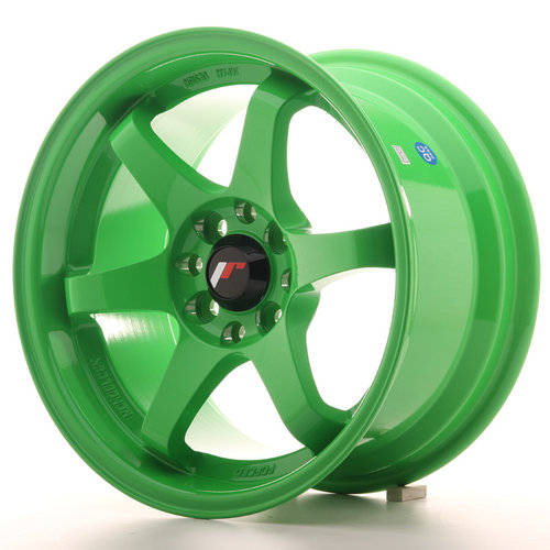 Llantas Japan Racing JR3 Green