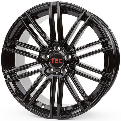 Llantas TEC SPEEDWHEELS AS3 Negro Brillo