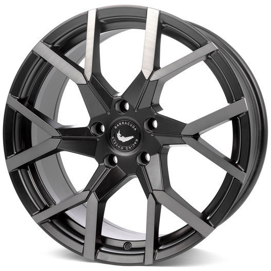 Llantas BARRACUDA TZUNAMEE EVO Gunmetal/polished